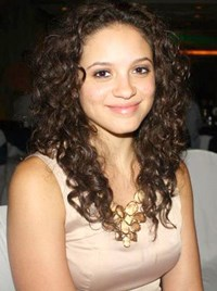 photo of Faith Hedgepeth dressed up