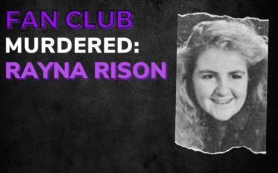MURDERED: Rayna Rison